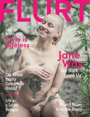 FLURT Magazine - Fall 2017