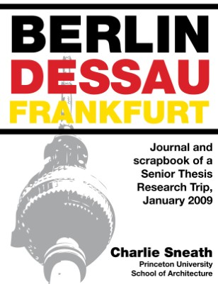 Berlin/Dessau/Frankfurt