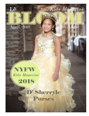 Le Bloom Kids Magazine Jeana Clemons