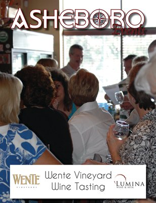 Asheboro Events-Wente Vineyards Wine Tasting