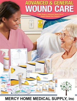Wound Care Catalog