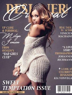 Sweet Temptation Issue 2015