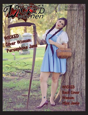 WICKED Women Magazine- WICKED 18: September 2015