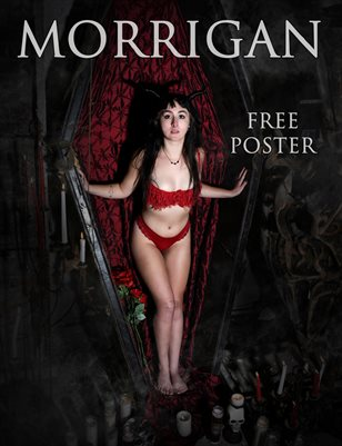 Morrigan Thompson - Goregous Girl Crypt Demonic Creeper | Bad Girls Club