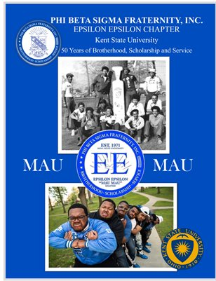 Phi Beta Sigma Fraternity, Inc.  Mau Mau Chapter