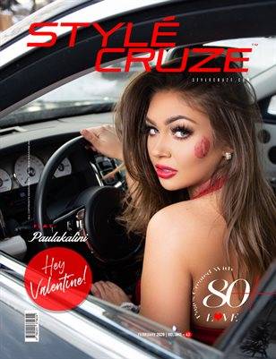 February 2020 Issue (Vol: 43) | STYLÉCRUZE Magazine