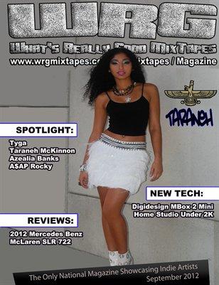 WRG Magazine Sept 2012