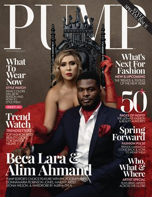 PUMP Magazine | The Style Issue | Vol.6 | February 2021