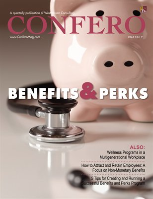 Confero Winter 2015: Benefits & Perks