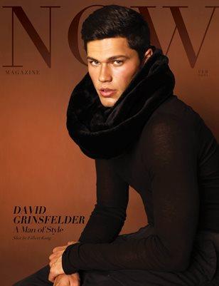 NOW Magazine February 2021 Issue David Grinsfelder
