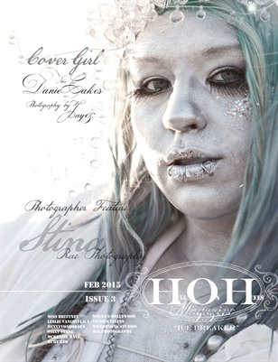 "HOH Magazine Feb 2015 ""Ice Breaker"""