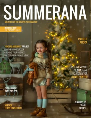 "Summerana Magazine December 2019 The ""Lights"" Issue"