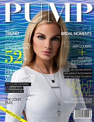 PUMP Magazine Trend Edition Issue 68