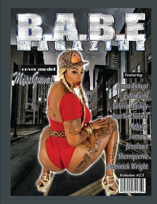 MISS_GUWOP COVER MODEL #23
