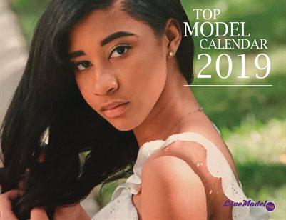 Top Model Calendar Special Edition