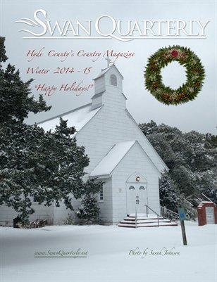 SWAN QUARTERLY winter 2014/15
