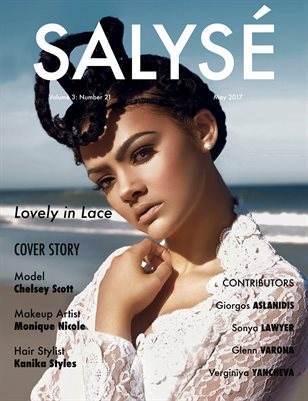 SALYSÉ Magazine | Vol 3:No 21 | May 2017 |