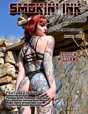 Smokin' Ink Magazine Issue #25 - Jessica Williams