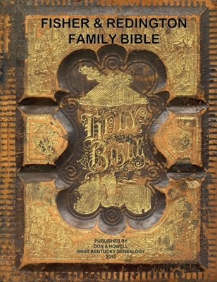 Fisher & Redington Family Bible, Vermont