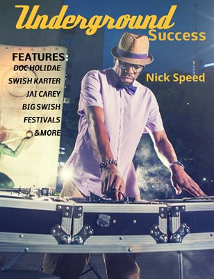 Underground Success Issue 7