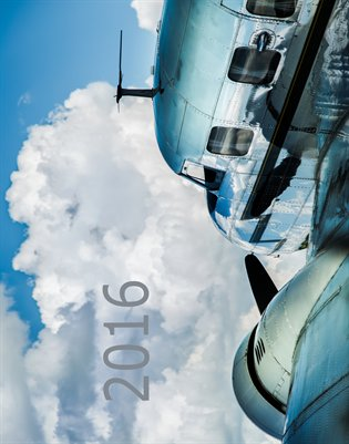 World War II Airplanes Calendar 2016