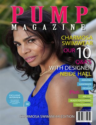 PUMP Magazine Issue 32 - Charmosa Swimwear Special Edition