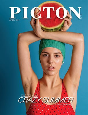 Picton Magazine APRIL 2019 N74 Cover 1