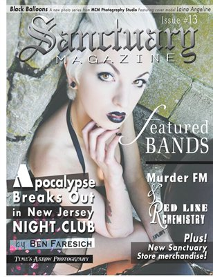 Sanctuary Magazine #13