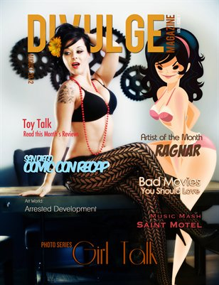 Divulge Magazine: August 2012 Issue
