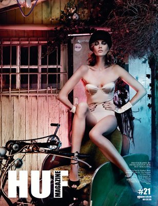HUF Magazine Issue 21