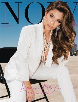 NOW Magazine July: Lauren Blake