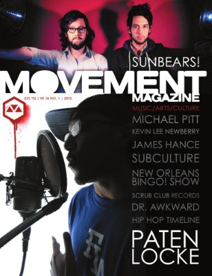 11.2010 - Paten Locke, Dr. Awkward , James Hance, SUNBEARS!, Michael Pitt