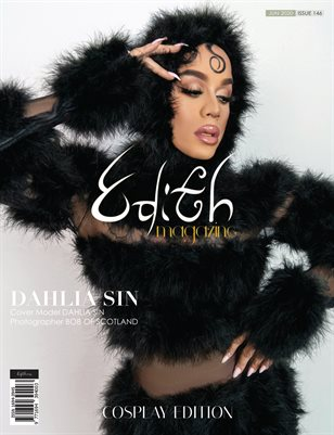 Edith Magazine, Cosplay Edition, Issue 146, June 2020