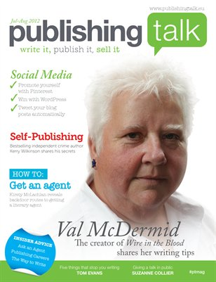 Publishing Talk Magazine #01 (Jul-Aug 2012) - Crime Fiction