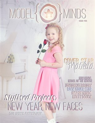 Model Minds Issue Five - Mini Cover
