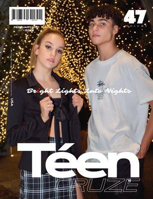 FEBRUARY 2021 Issue (Vol: 47) | TÉENCRUZE Magazine