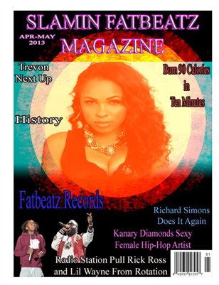 Slamin Fatbeatz Magazine April- May