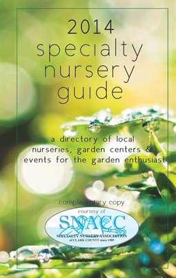 2014 Specialty Nursery Guide
