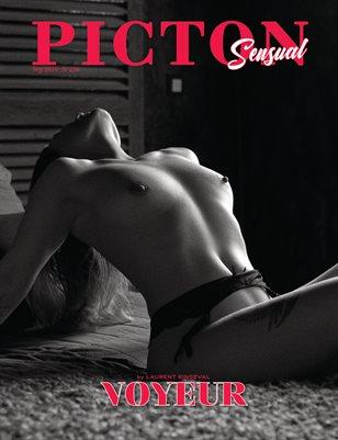Picton Magazine SEPTEMBER  2019 N259 Sensual Cover 1