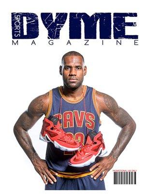 Dyme Sports Magazine Aug 2016