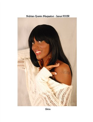 Nubian Queen Magazine Issue 4