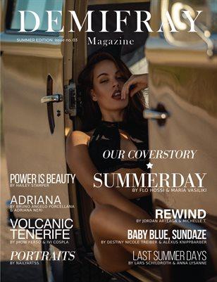 DEMIFRAY Magazine Summer Edition #3