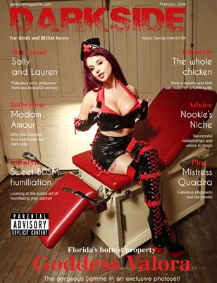 Darkside Magazine Issue 21