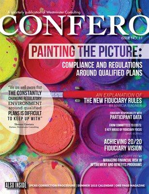 Confero Summer 2015: Compliance and Regulatory Issue