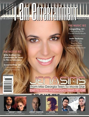 I AM Entertainment Magazine Issue 17