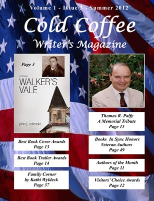Cold Coffee Writer's Magazine - Summer 2012