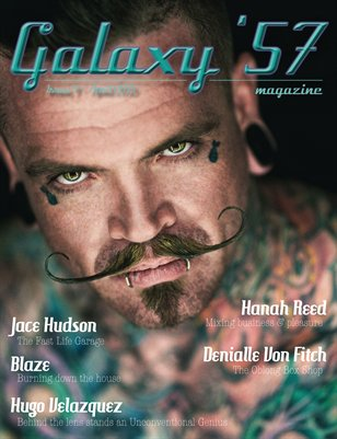 Galaxy '57 Magazine - Issue 4 Mar/Apr 2015