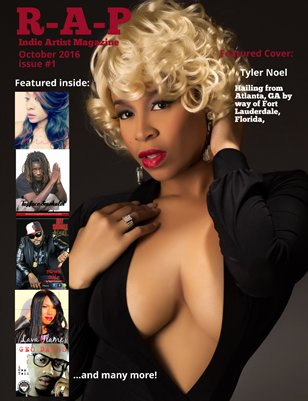 R-a-P Magazine October Issue #1
