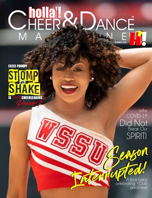 HOLLA'! Cheer and Dance Magazine - Summer 2020