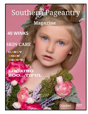 Southern Pageantry Magazine-October 2017